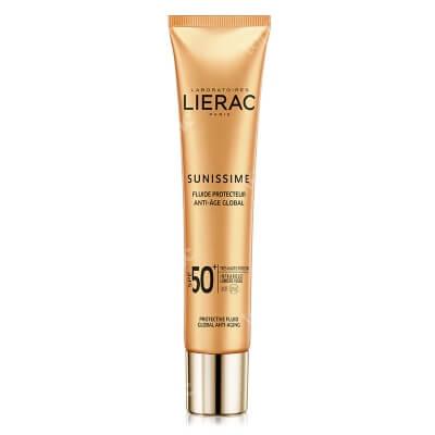 Lierac Sunissime Face Fluid 50+ Emulsja ochronna na twarz 40 ml