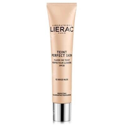Lierac Teint Perfect Skin Podkład rozświetlający 02 naturalny 30 ml