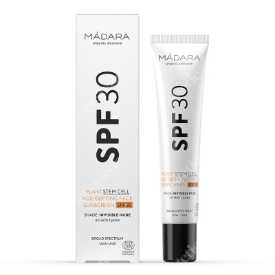 Madara Age Defying Face Sunscreen SPF 30 Krem z filtrem 40 ml