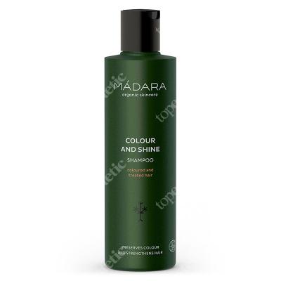 Madara Colour and Shine Shampoo Szampon kolor i blask 250 ml