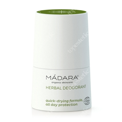 Madara Herbal Deodorant Ziołowy dezodorant 50 ml