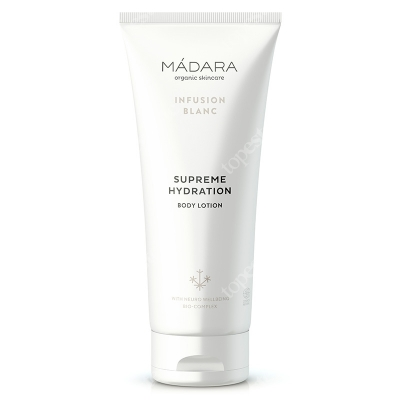 Madara Infusion Blanc Body Lotion Balsam do ciała 200 ml