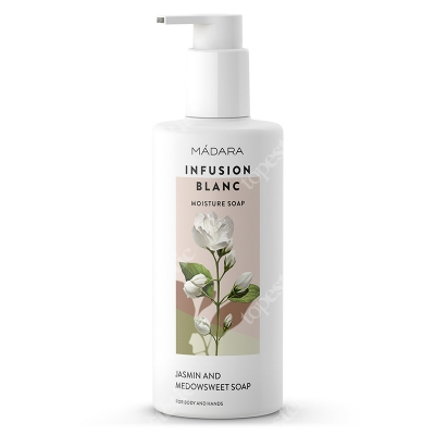 Madara Infusion Blanc Soap Mydło 300 ml