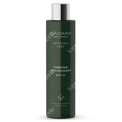 Madara Infusion Vert Body Oil Olejek ujędrniający do ciała 200 ml