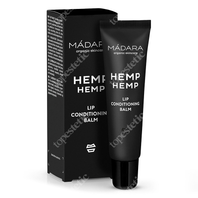 Madara Lip Conditioning Balm Hemp Balsam do ust 15 ml