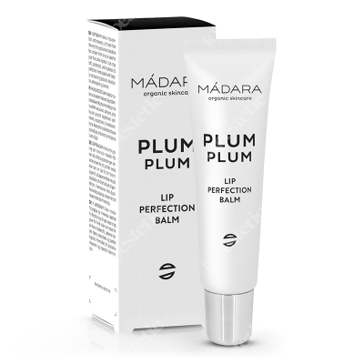 Madara Lip Perfection Balm Plum Balsam do ust 15 ml
