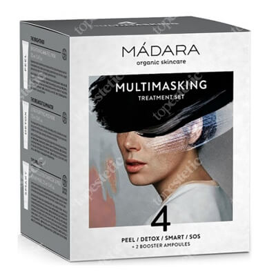 Madara Multimasking Treatment ZESTAW Zestaw maseczek