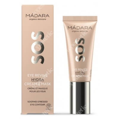 Madara Sos Eye Revive Hydra Krem maska pod oczy 20 ml