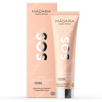 Madara SOS Moisture + Radiance Mask Maseczka nawilżająco rozświetlająca 60 ml
