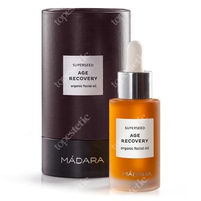 Madara Superseed Age Recovery Organiczny olej do twarzy - Zatrzymanie Młodości 30 ml