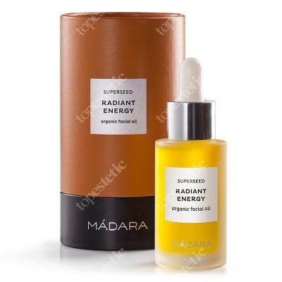Madara Superseed Radiant Energy Organiczny olej do twarzy - Wibrująca Energia 30 ml