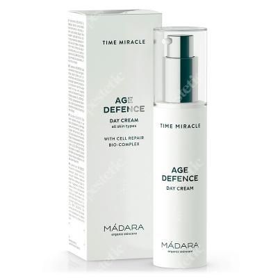 Madara Time Miracle Age Defense Day Cream Zaawansowany przeciwzmarszczkowy krem na dzień 50 ml