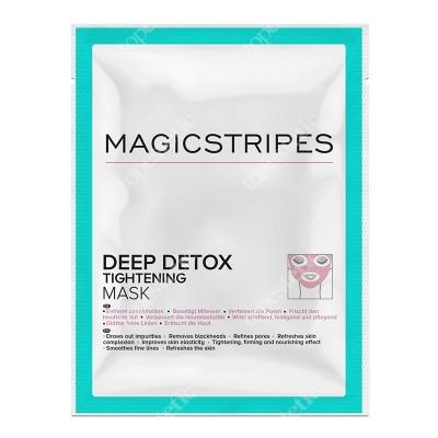 Magicstripes Deep Detox Tightening Mask Maseczka detoksykująco-napinająca 1 szt.