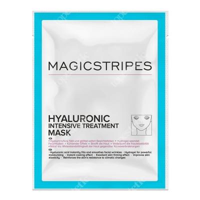 Magicstripes Hyaluronic Intensive Treatment Mask Intensywna kuracja hialuronowa 1 szt.