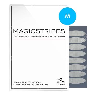 Magicstripes Magicstripes M Niewidoczne paski liftingujące powieki (rozmiar M) 64 paski