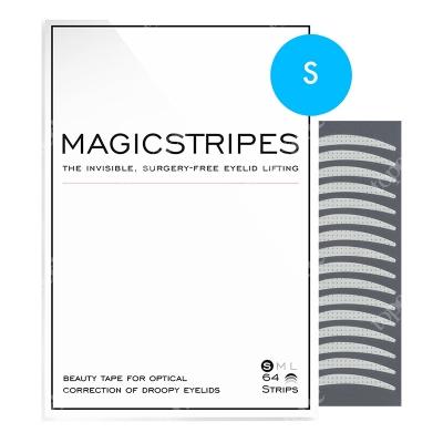 Magicstripes Magicstripes S Niewidoczne paski liftingujące powieki (rozmiar S) 64 paski