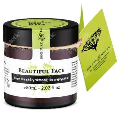 Make Me Bio Beautiful Face Krem dla skóry skłonnej do wyprysków 60 ml