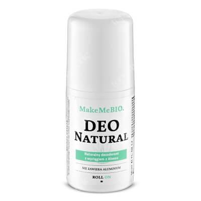 Make Me Bio Deo Natural Naturalny dezodorant z wyciągiem z aloesu 50 ml
