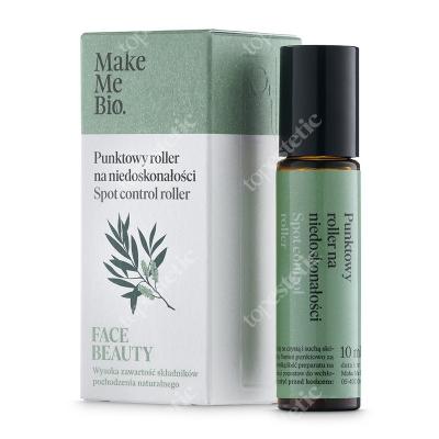Make Me Bio Face Beauty Punktowy roller na niedoskonałości 10 ml