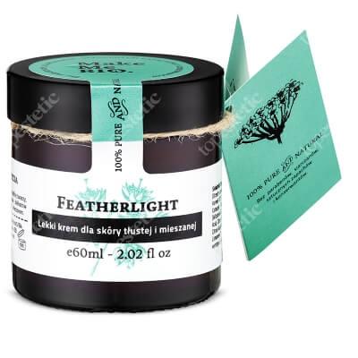 Make Me Bio Featherlight Lekki krem dla skóry tłustej i mieszanej 60 ml