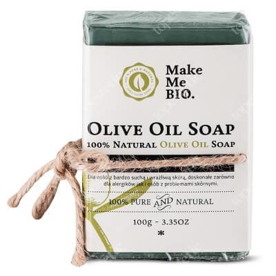 Make Me Bio Olive Oil Soap Naturalne mydło dla osób z suchą i wrażliwą skórą 100 g