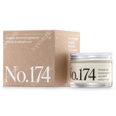 Make Me Bio Receptura 174 Formuła dla nocnej regeneracji wszystkich rodzajów cery 50 ml