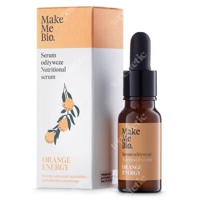 Make Me Bio Serum Orange Energy Silne nawilżenie, blask i energia 15 ml