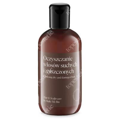 Make Me Bio Shampoo For Dry And Damaged Hair Delikatnie pieniący sięszampon do włosów suchych i zniszczonych 250 ml