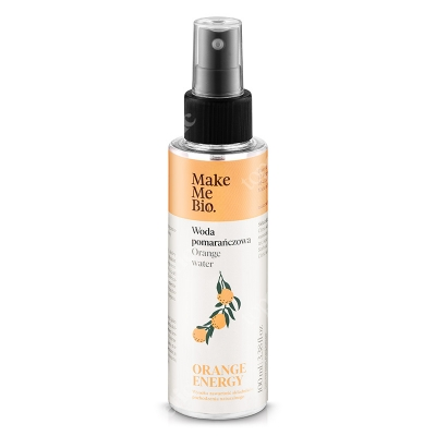 Make Me Bio Woda Pomarańczowa Działa tonizująco i rozjaśniająco 100 ml
