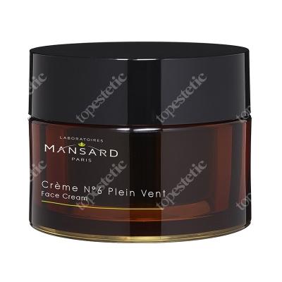 Mansard Crème N°6 Plein Vent Krem fitoochronny z pantenolem 50 ml