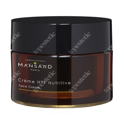 Mansard Creme N°1 Nutritive Krem odżywczy z dziką malwą 50 ml