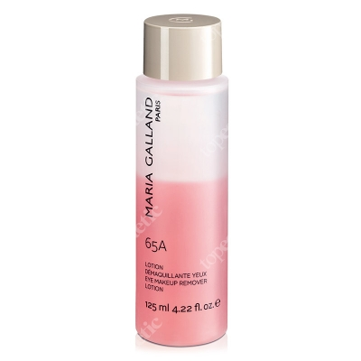 Maria Galland Eye Make-Up Remover Lotion (65A) Dwufazowy płyn do demakijażu oczu 125 ml