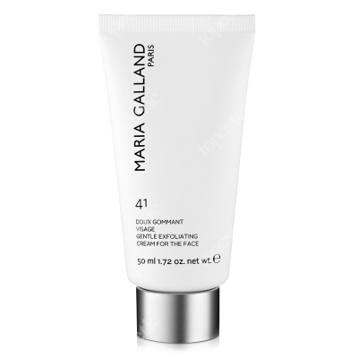 Maria Galland Gentle Exfoliating Cream For The Face (41) Delikatny peeling ziarnisty do twarzy 50 ml