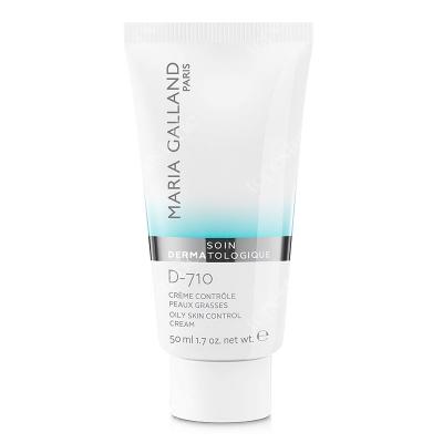 Maria Galland Oily Skin Control Cream (D710) Krem regulujący dla cery tłustej i zanieczyszczonej 50 ml