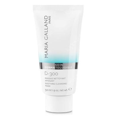 Maria Galland Soothing Cleansing Mask (D300) Maska kojąco-oczyszczająca 50 ml