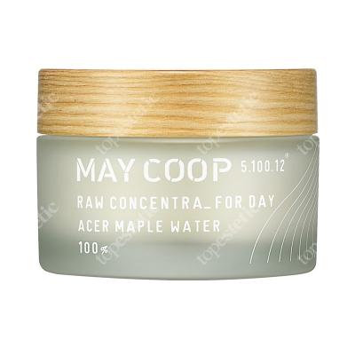 May Coop Raw Concentra For Day Rewitalizujący krem na dzień na bazie soku klonowego 50 ml