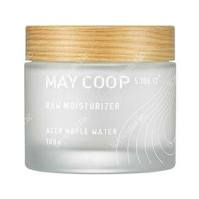 May Coop Raw Moisturiser Krem o działaniu naprawczym dla skóry suchej 80 ml
