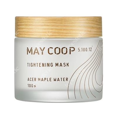 May Coop Tightening Mask Całonocna maseczka liftingująca na bazie wody klonowej 80 ml