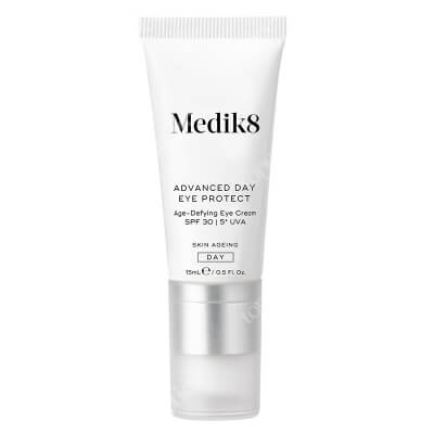 Medik8 Advanced Day Eye Protect spf 30 Krem pod oczy przeciwko oznakom starzenia SPF 30, 15 ml
