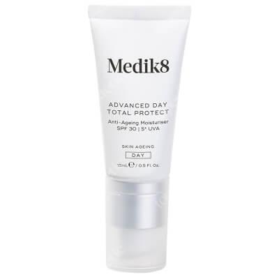 Medik8 Advanced Day Total Protect spf 30 Krem nawilżający przeciwko oznakom starzenia SPF 30, 15 ml