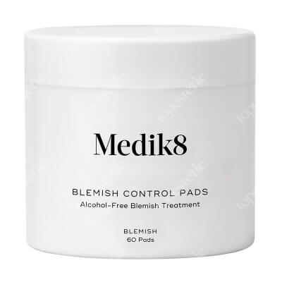 Medik8 Blemish Control Pads Bezalkoholowe płatki złuszczające 60 szt.