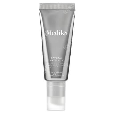 Medik8 Crystal Retinal 3 Stabilne serum na noc o średniej mocy z aldehydem retinowym 30 ml