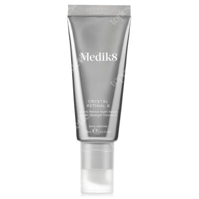 Medik8 Crystal Retinal 6 Stabilne serum na noc o wysokiej mocy z aldehydem retinowym 30 ml