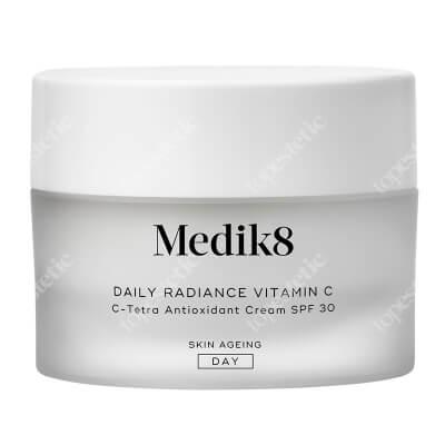 Medik8 Daily Radiance Vitamin C Spf 30 Krem antyoksydacyjny C-Tetra SPF 30, 50 ml