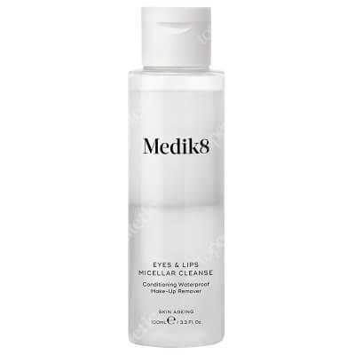 Medik8 Eyes and Lips Micellar Cleanse Trójfazowy płyn do demakijażu 100 ml