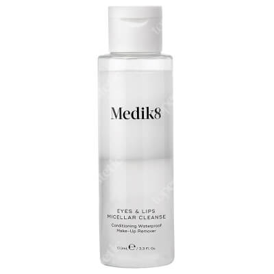 Medik8 Eyes and Lips Micellar Cleanse Trójfazowy płyn do demakijażu 100 ml