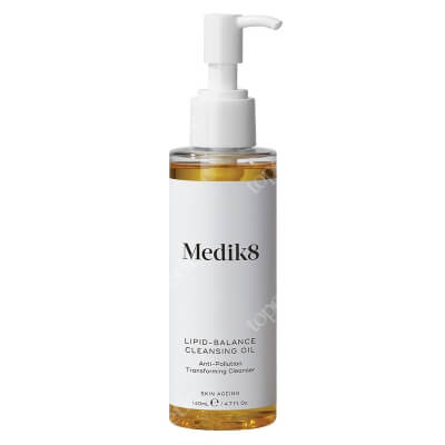 Medik8 Lipid - Balance Cleansing Oil Jedwabisty olejek do demakijażu 140 ml
