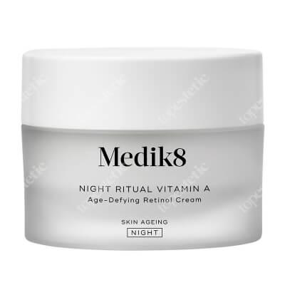 Medik8 Night Ritual Vitamin A Krem z retinolem usuwający oznaki starzenia 50 ml