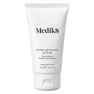 Medik8 Pore Refining Scrub Dwufunkcyjny peeling oczyszczający 75 ml