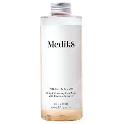 Medik8 Press & Glow Refill Tonik z 5,5% glukonolaktonem wkład 200 ml
